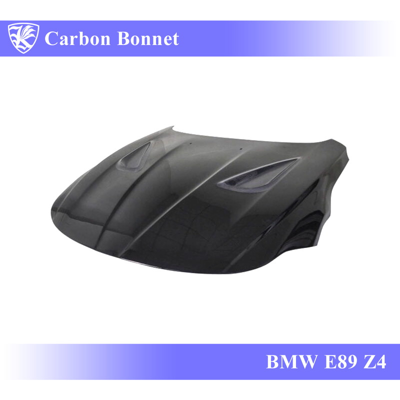 BMW E89 Z4 Kerberos K'sスタイル 3D Real Carbon カーボンエアスクープボンネット
