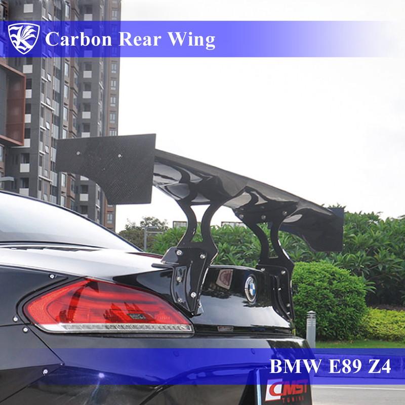 BMW E89 Z4 Kerberos K'sスタイル 3D Real Carbon カーボンGTワイドリアウィング