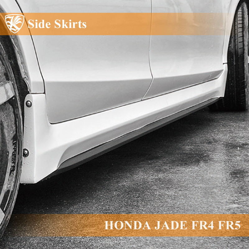 HONDA ジェイド FR4/FR5 Kerberos K'sスタイル サイドスカート 【AK-5-310】