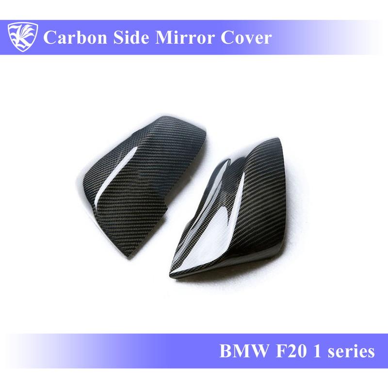 BMW F20 1シリーズ Kerberos K'sスタイル 3D Real Carbon カーボンサイドミラーカバー 左右セット 【AK-1-172】