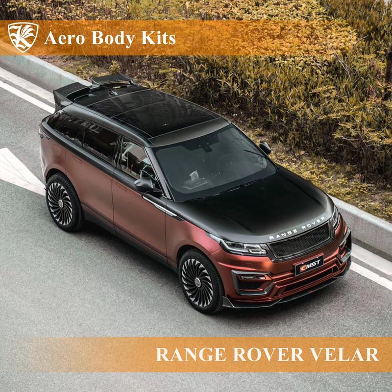 LAND ROVER レンジローバーヴェラール Kerberos K'sスタイル エアロボディキット
