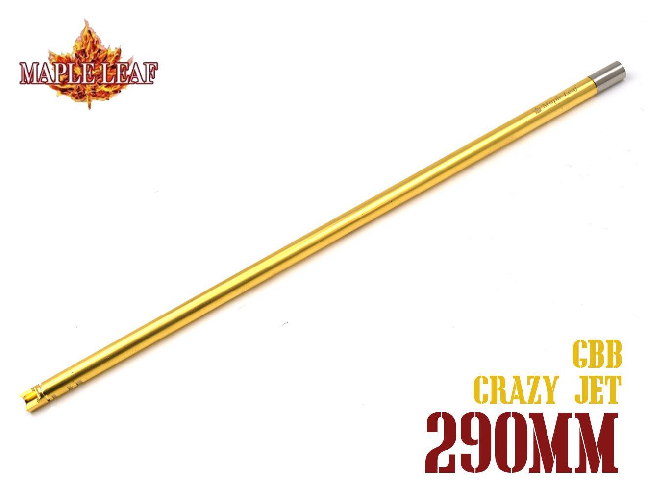 Maple Leaf Crazy Jet for WE VFC GBB 220mm