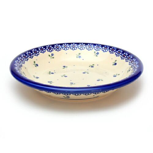 スープ・パスタ皿[V133-C022]【ポーリッシュポタリー[ポーランド食器・陶器]】