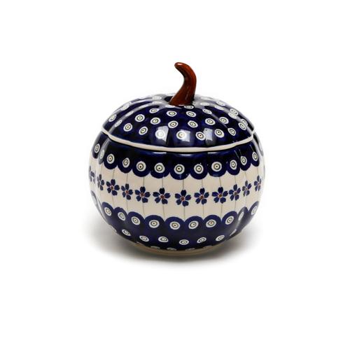 パンプキン[Z1777-166A]【ポーリッシュポタリー[ポーランド食器・陶器]】