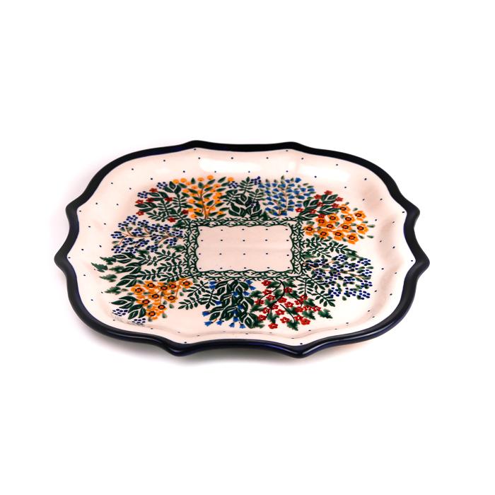 盛皿[M1212-U4]【ポーリッシュポタリー[ポーランド食器・陶器]】