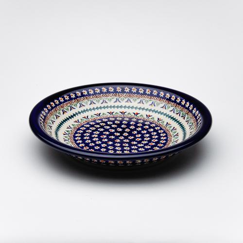 スープ・パスタ皿[Z1002-ART104]【ポーリッシュポタリー[ポーランド食器・陶器]】