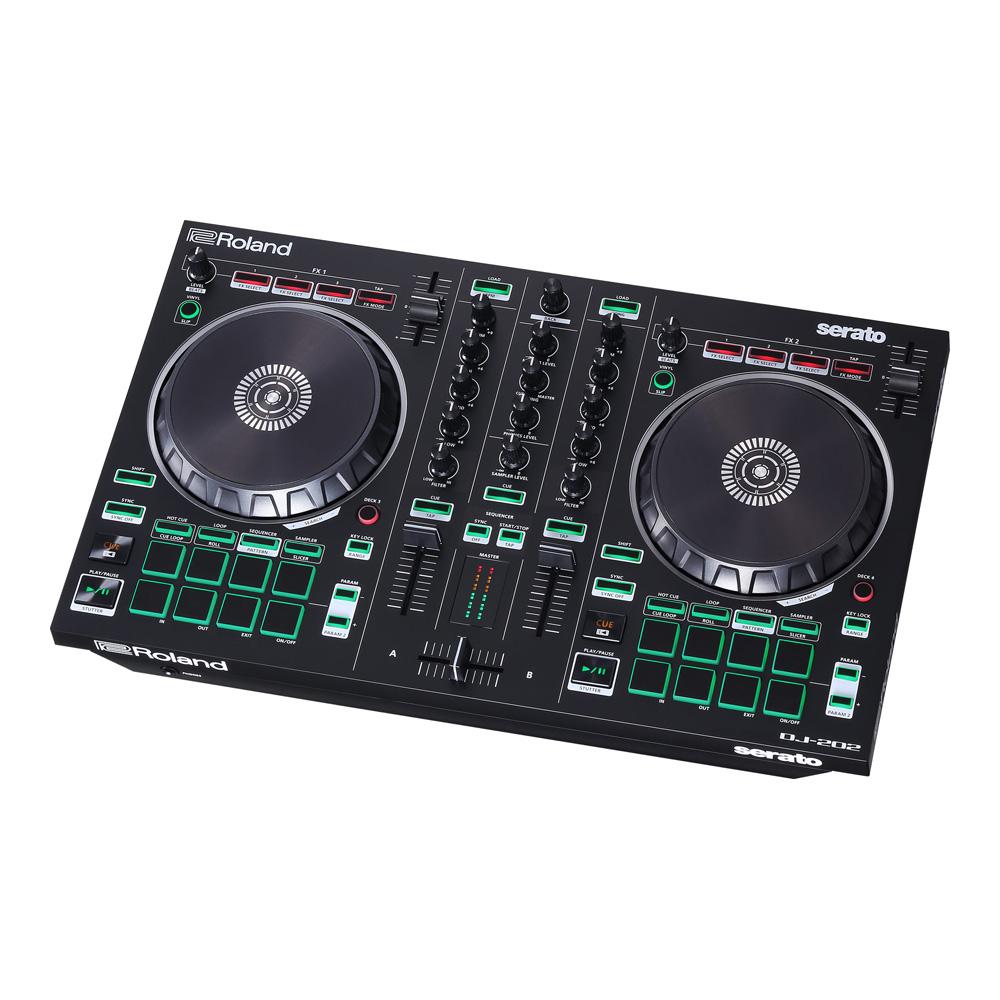 Roland AIRA DJ-202◆serato DJ PRO付属◆