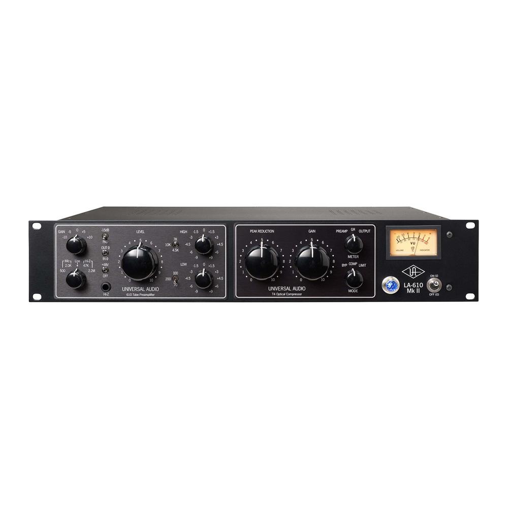 Universal Tube Audio LA-610 MkII Classic Classic Tube Universal Recording Channel, 宇美町:ab4385b4 --- sunward.msk.ru