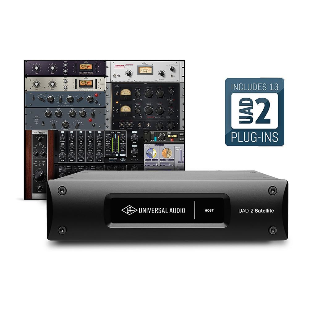 Universal Audio UAD-2 SATELLITE USB OCTO CORE