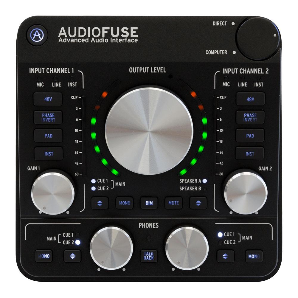 Arturia AudioFuse 2
