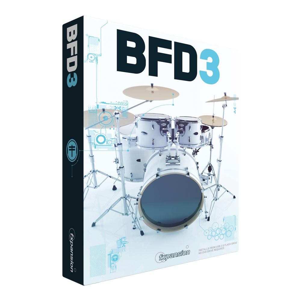 【送料無料(一部地域を除く)】 fxpansion BFD3(USBメモリ同梱版) ◆数量限定特価◆, スミヨシク 34de58b9