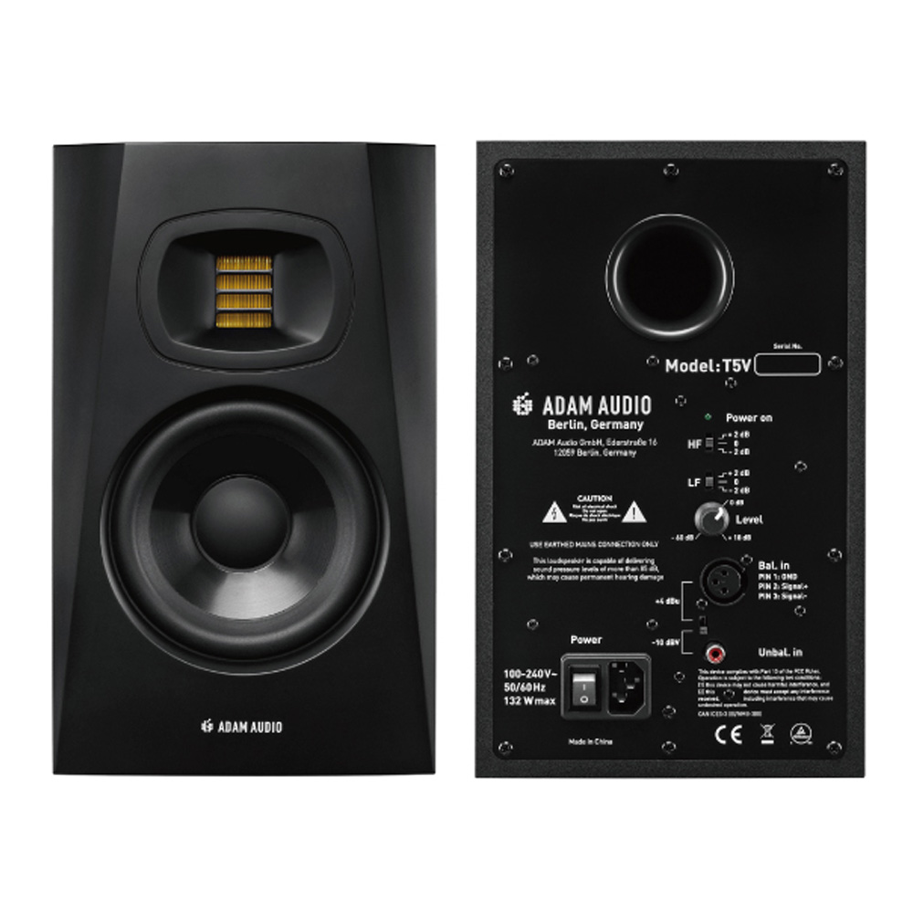 ADAM Audio T5V(ペア)