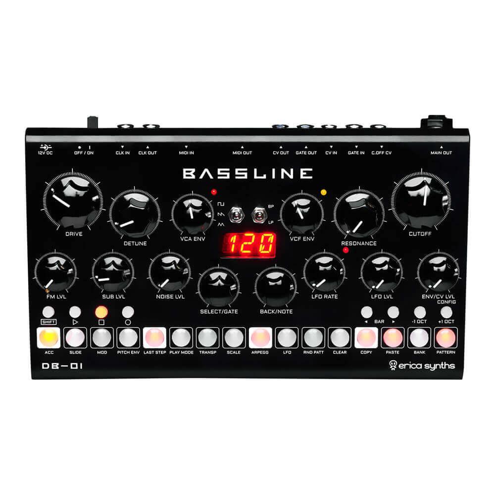 nks2p Erica Synths 売り出し DB-01 無料 Bassline