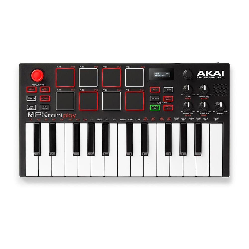 最も  Akai Mini Professional MPK Mini Professional MPK Play, バリバリ家電:363c22c6 --- oflander.com