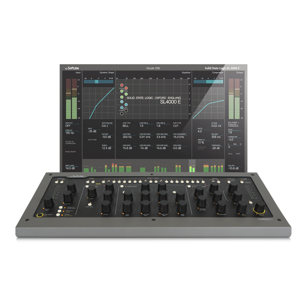 Softube Softube Console 1 1 Console MKII, 新得町:1c8dcbb0 --- officewill.xsrv.jp