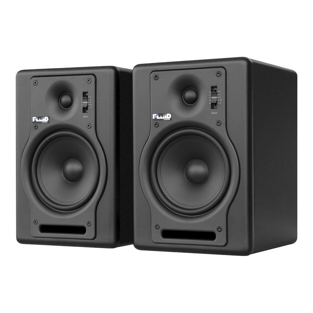 Fluid Audio F5 ブラック(ペア)