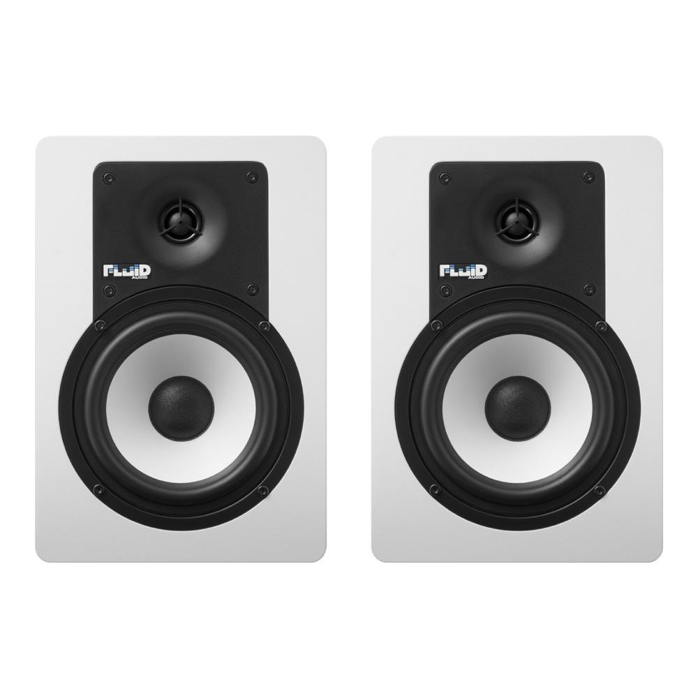 Fluid Audio C5 ホワイト(ペア)