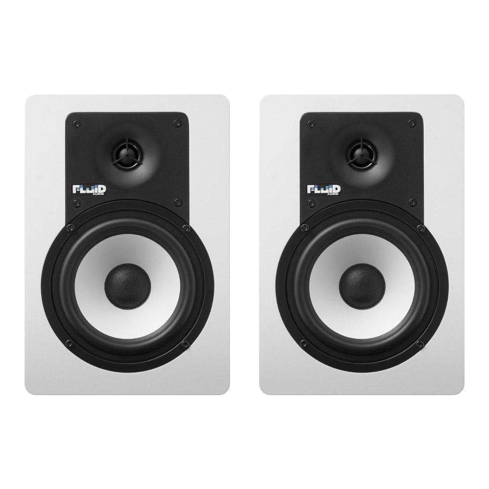 Fluid Audio C5BT ホワイト(ペア)