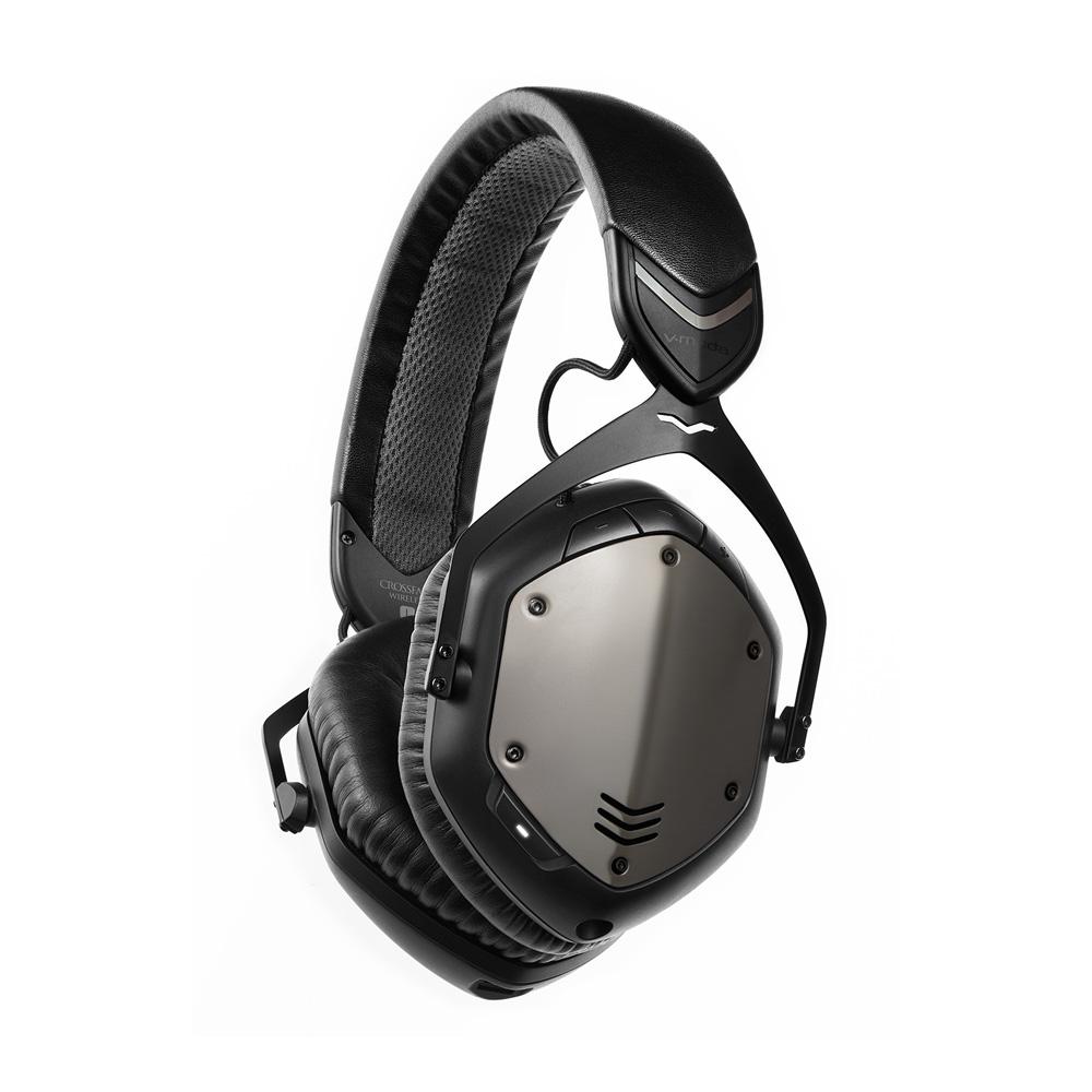 【中古】V-MODA Crossfade Wireless Value Edition GUN METAL (ブラック)