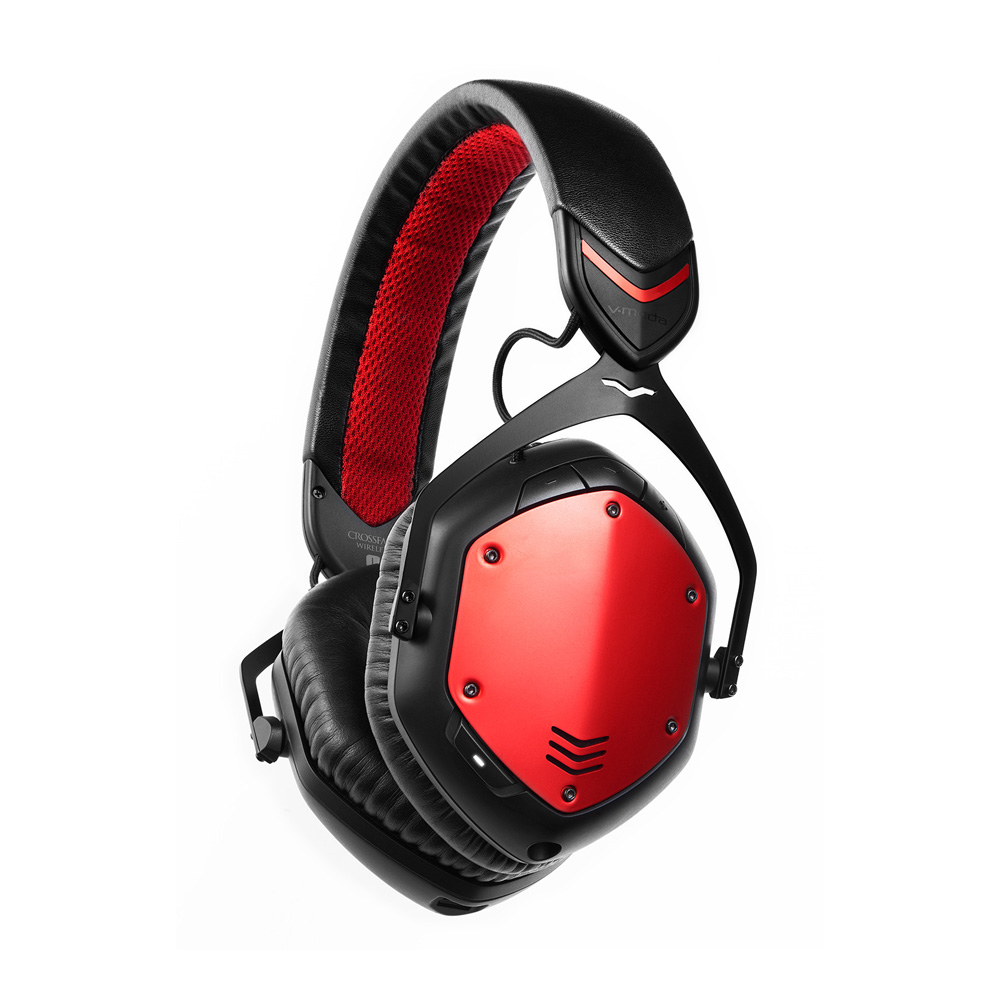 【中古】V-MODA Crossfade Wireless Value Edition ROUGE (ルージュ)