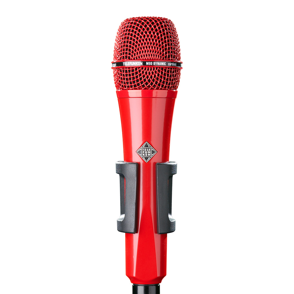 TELEFUNKEN M80 Solid Color Red