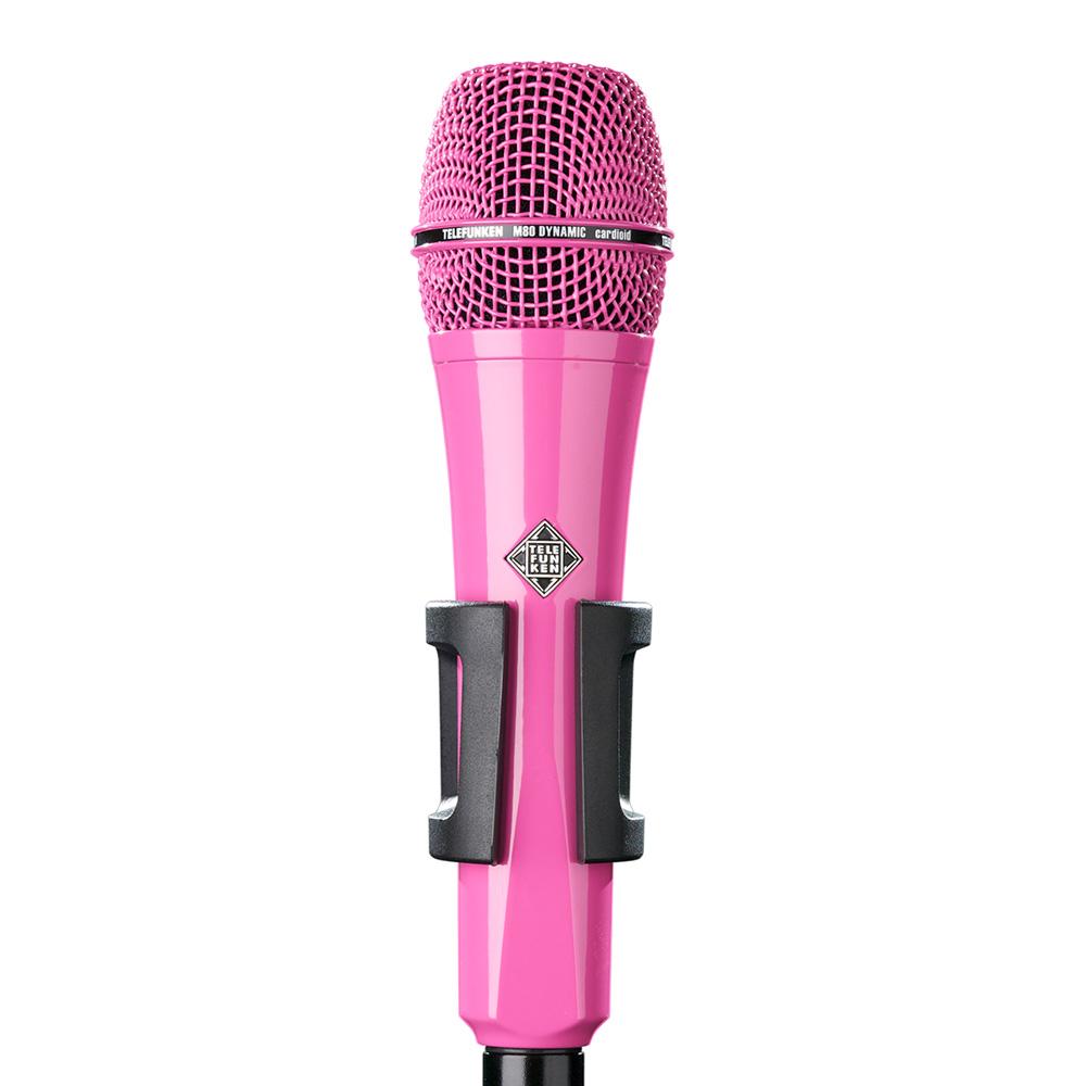 TELEFUNKEN M80 Solid Color Pink