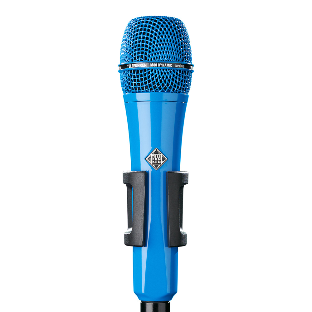 TELEFUNKEN M80 Solid Color Blue