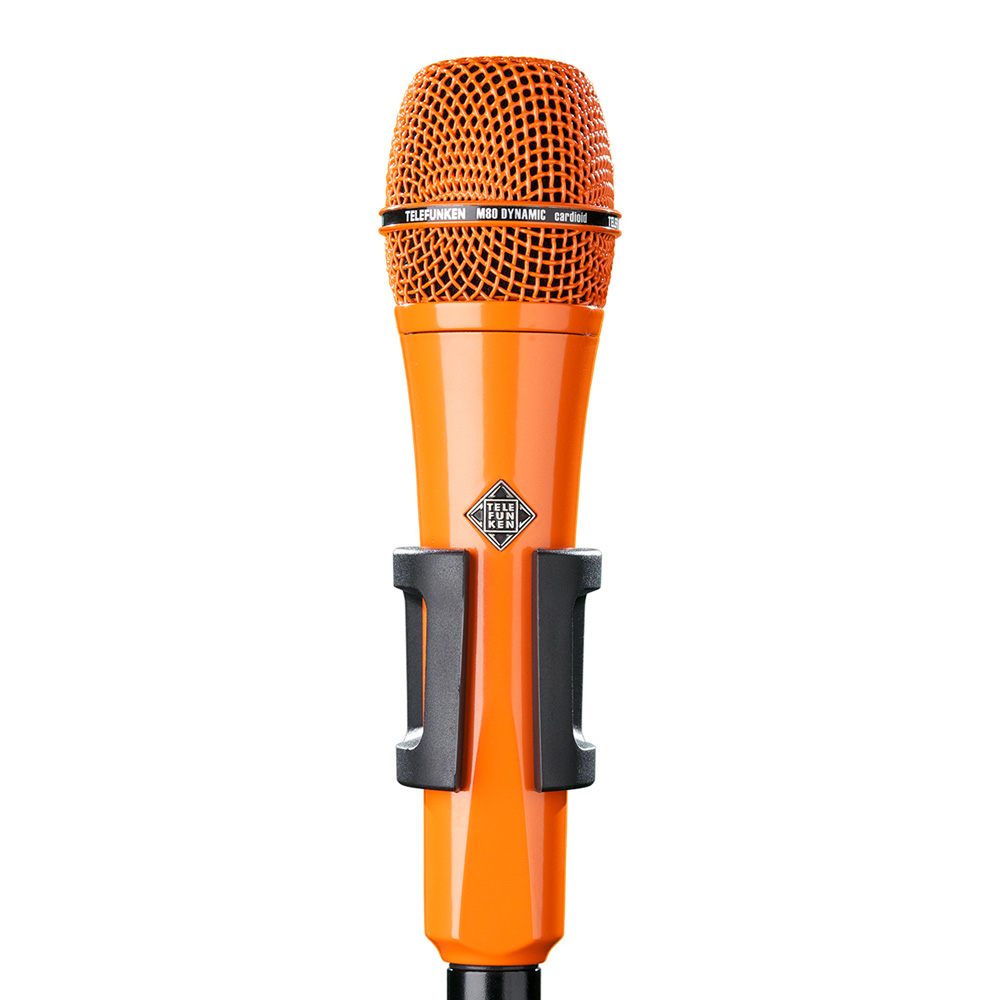 TELEFUNKEN M80 Solid Color Orange