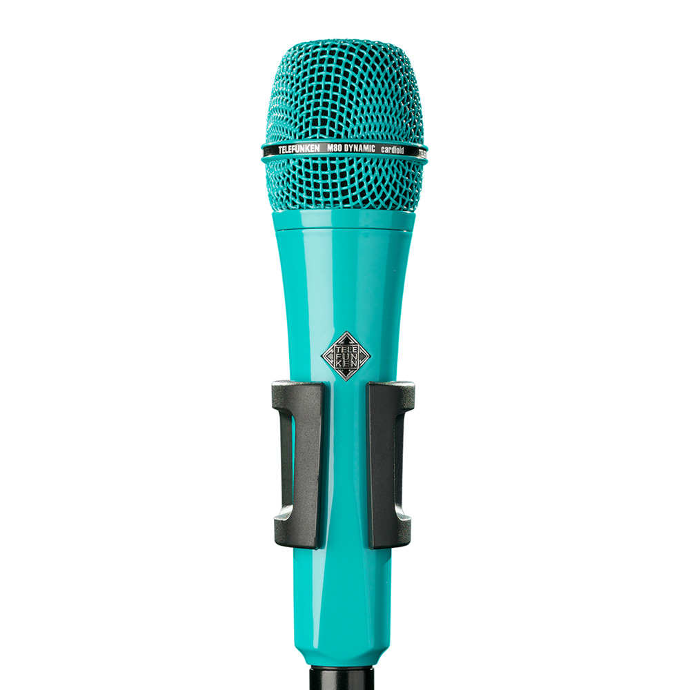 TELEFUNKEN M80 Solid Color Turquoise