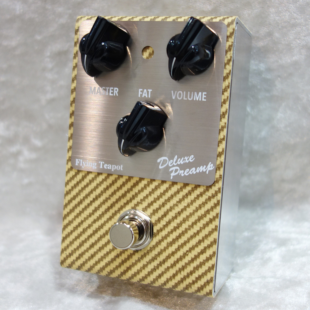 flying teapot Deluxe Preamp