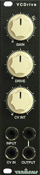 ご予約品 CV制御ができるオーバードライブ モジュール 贈り物 Vermona 送料無料 VCDrive