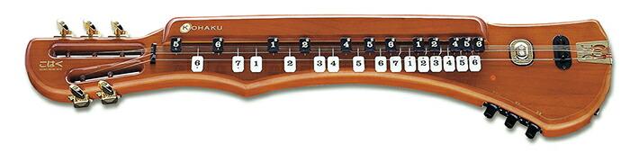 スズキ 鈴木 電気大正琴 こはく SUZUKI ソプラノ 送料無料 新作製品 期間限定 世界最高品質人気