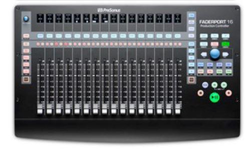 先進で革新的なDAWコントローラーFaderPortに16フェーダーを搭載したFaderPort 16がラインナップ PreSonus FaderPort [ギフト/プレゼント/ご褒美] 送料無料 セール 登場から人気沸騰 16