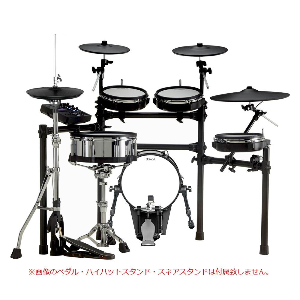 電子ドラム ローランド V ドラム Drum 販売実績No.1 ハードウェア別売り V-Drums 訳あり Ultimate TD-27KV-S KD-140-BC Roland w
