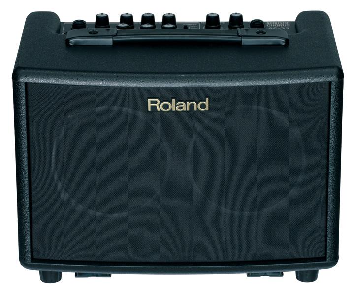 Roland AC-33 (AC33) 【 送料無料!】【 エレアコ用アンプ 】