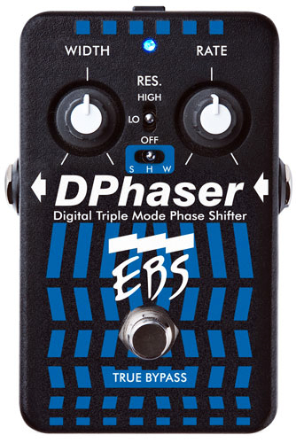 EBS DPhaser - Triple Mode Phase Shifter【送料無料】