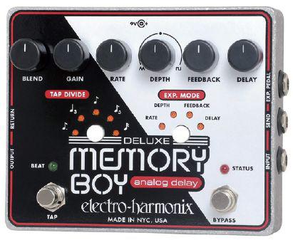 お歳暮 electro-harmonix electro-harmonix Memory Deluxe Memory Boy【送料無料 Boy【送料無料】】, Bifrost:5b20a953 --- clftranspo.dominiotemporario.com