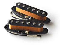 【 エレキギター用ピックアップ for MUSTANG 】Vanzandt ST FLAT-POLE 【 2ケセット 】【送料無料】