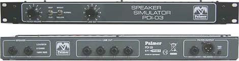 Palmer PDI-03 スピーカーシミュレーター/ロードボックス【送料無料】