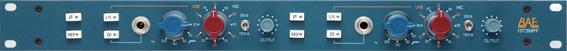 BAE Audio BAE 1073 MPF -2ch Mic Preamp & D.I.-【RECORDING PRE AMP】【送料無料】