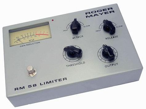 Roger Mayer RM 58 LIMITER【送料無料】
