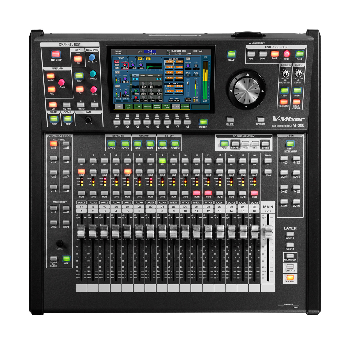 Roland / M-300 -Poweful, Compact Mixing- 【送料無料】