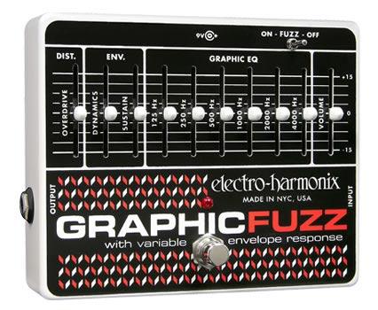 electro-harmonix Graphic Fuzz 【送料無料】