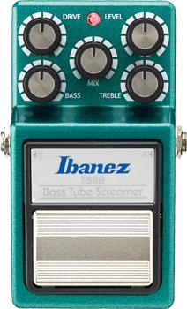 Ibanez アイバニーズ TS9B Bass Tubescreamer / ベース チューブスクリーマー エフェクター