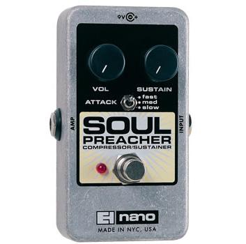 驚きの価格 Soulelectro-harmonix Soul Preacher, pro sports:3b6f4a99 --- canoncity.azurewebsites.net