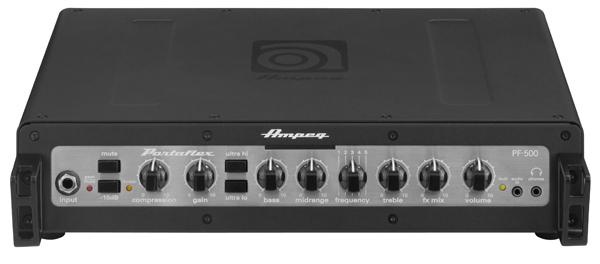 AMPEG (アンペグ) / PORTAFLEX SERIES PF-500 (ベース アンプ ヘッド)【送料無料】