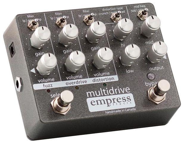 Empress Effects Multidrive 【送料無料】