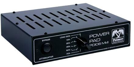 PALMER POWER ATTENUATOR - 激安 CONTROL THE VOLUME OF MK GUITAR AMP 送料無料 II 日本正規代理店品 YOUR PDI-06