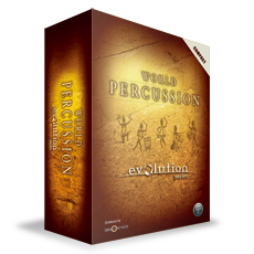 BEST SERVICEEVOLUTION SERIES - WORLD PERCUSSION COMPACT【送料無料】