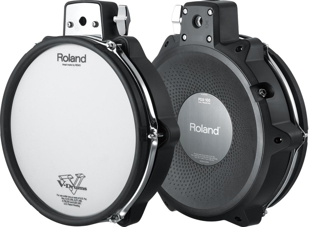 【即納可能 簡易梱包品特価】ROLAND ローランド PDX-100【送料無料】【あす楽対応_関東】